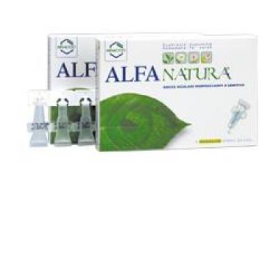 Alfa Natura Gocce Oculari 10 Flaconcini Monodose