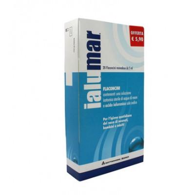 Soluzione Isotonica Ialumar 20 Flaconcini Monodose 5ml