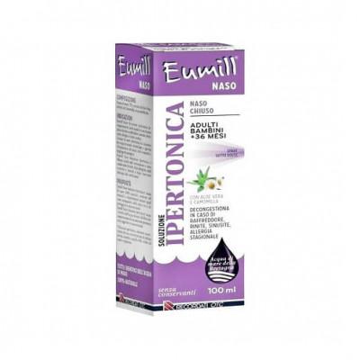 Eumill Naso Spray Soluzione Ipertonica 100ml