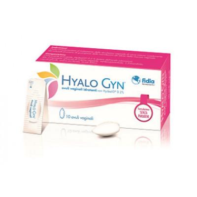Hyalo Gyn 10 Ovuli Vaginali