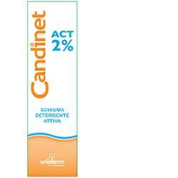 Candinet Act Lavanda Vaginale 2% Flacone 150 Ml