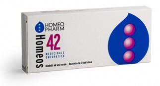 Homeos 42 Medicinale Omeopatico 6 Monodosi Globuli offerta