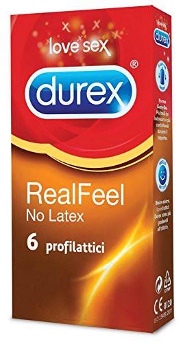 Durex Real Feel 6 preservativi