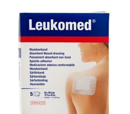 LEUKOMED MEDIC TNT 8X10CM-904428529
