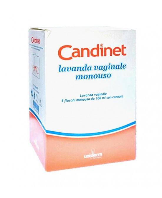 Acquistare online CANDINET LAVANDA VAGINALE 5FL