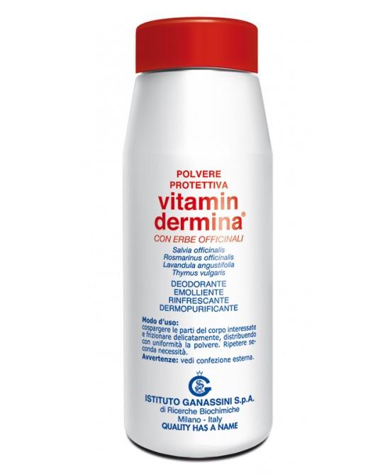 Vitamindermina Polvere Protettiva 100g-909272751
