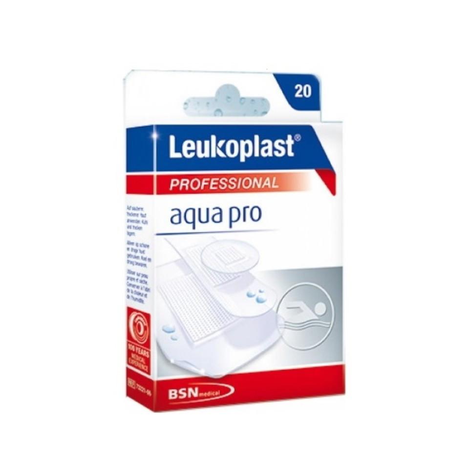 Leukoplast Aquapro Cerotti Impermeabili 20 pezzi formati vari