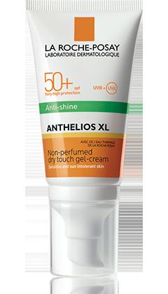 La Roche Posay Anthelios XL Gel Crema Tocco Secco Anti-Lucidità Senza Profumo SPF50+ 50ml