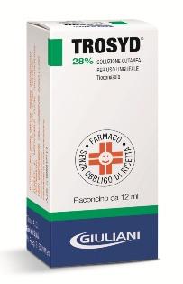 Trosyd 28% Soluzione Cutanea per Uso Ungueale 12ml