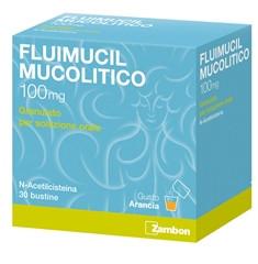 Fluimucil Mucolitico 30 Bustine 100 mg offerta