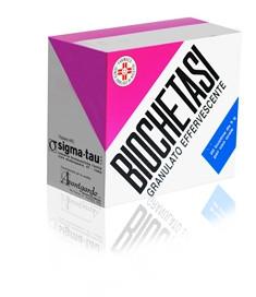 Biochetasi 20 Bustine Granulato Effervescente