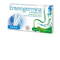Enterogermina 2 Miliardi 10 flaconcini offerta