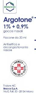 Argotone Gtt Rino 20ml