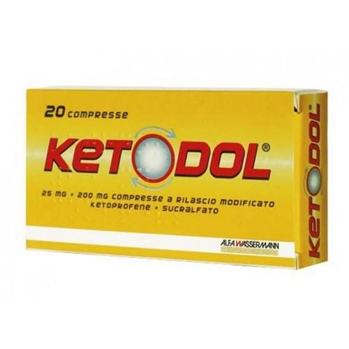 Ketodol 20 Compresse a Rilascio Modificato offerta