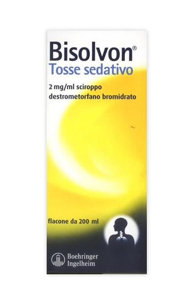 Bisolvon Tosse Sedativo 1 Flacone 200ml 2Mg/Ml Sciroppo offerta