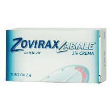 Zovirax Labiale 5% Crema 2 G offerta