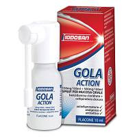 Iodosan Gola Action Spray Mucosa 10ml offerta