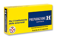 Preparazione H 12 Supposte 23mg offerta