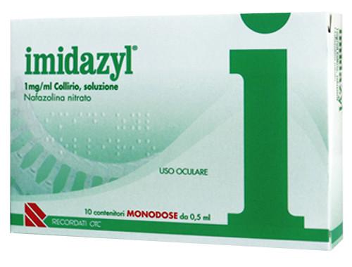 Imidazyl Collirio 10 contenitori monodose 0,5ml offerta