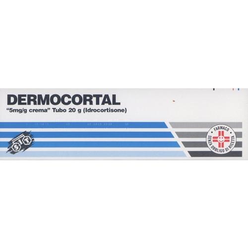 Dermocortal Crema Dermatologica 20g 0,5% offerta