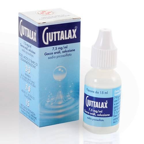 Guttalax Gocce Orali 15 Ml 7,5 Mg/Ml offerta