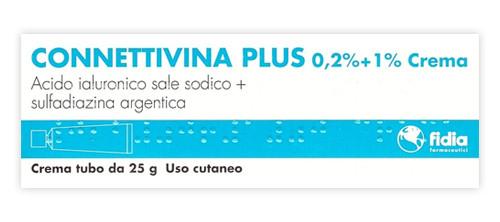 Connettivina Plus Crema Dermatologica 25g offerta