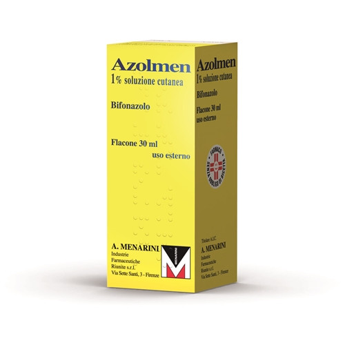 Azolmen Soluzione Cutanea 1% 30ml offerta