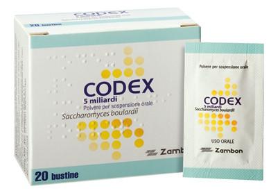 Codex 5 Miliardi 20 Bustine 250 mg offerta