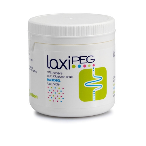 Laxipeg Polvere Flacone 200 G 97% offerta