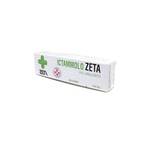 Ictammolo Zeta Unguento 30 g 10% offerta