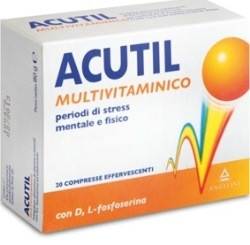 ACUTIL MULTIVIT 20CPR EFFERV prezzi bassi