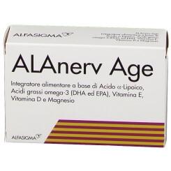 ALANERV AGE 20CPS SOFTGEL prezzi bassi