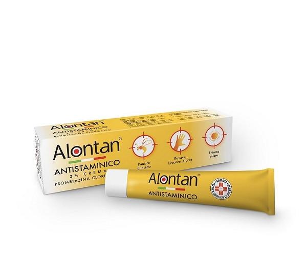 Alontan Antistaminico 2% Crema 30g offerta