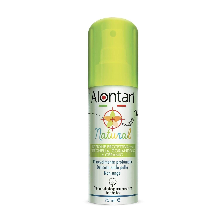 Alontan Natural Spray Antizanzare 75ml