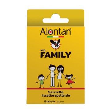 ALONTAN NEO FAMILY SALV 12P prezzi bassi