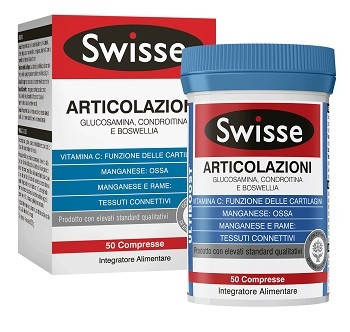 SWISSE ARTICOLAZIONI 50CPR prezzi bassi