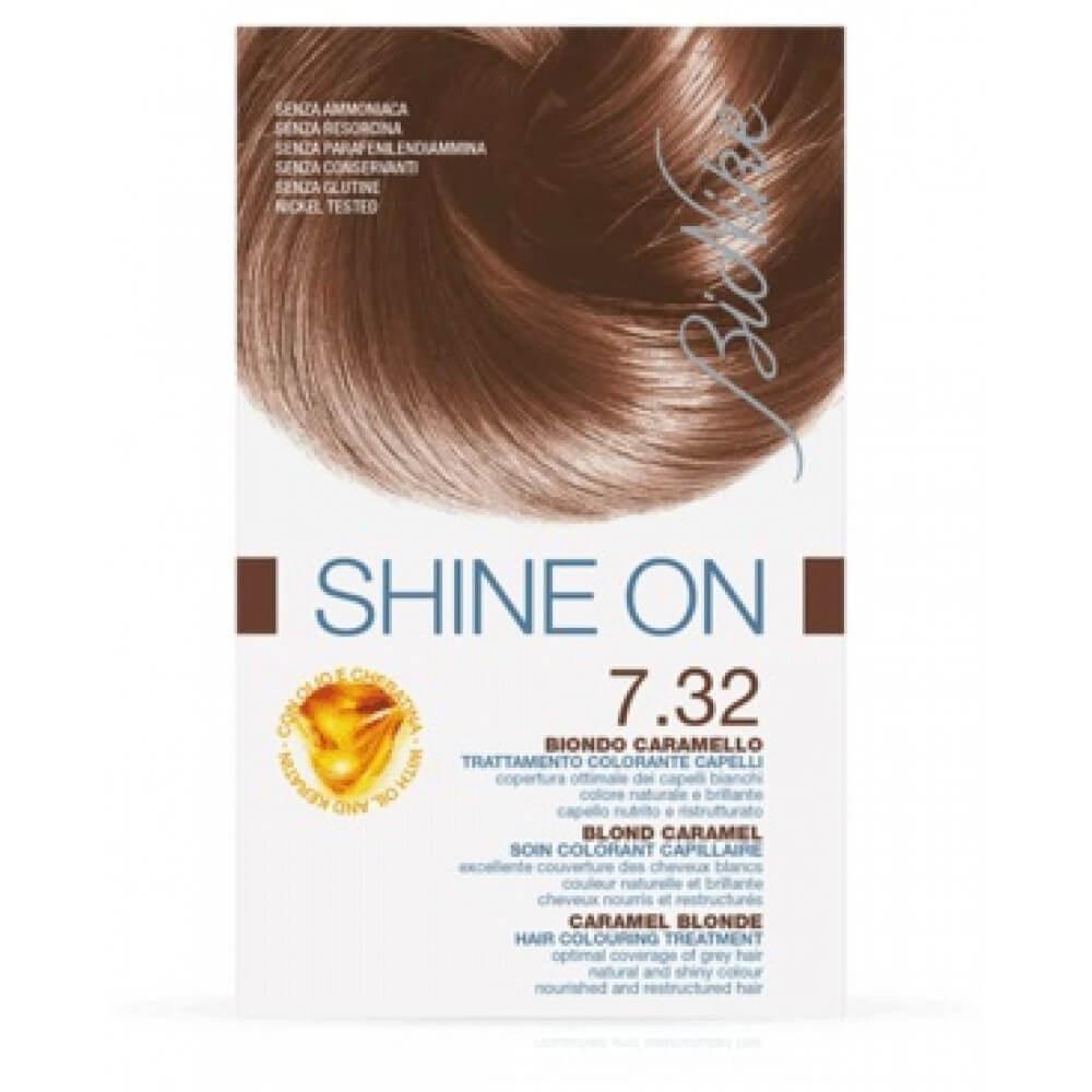 Bionike Shine On Biondo Caramello 7.32