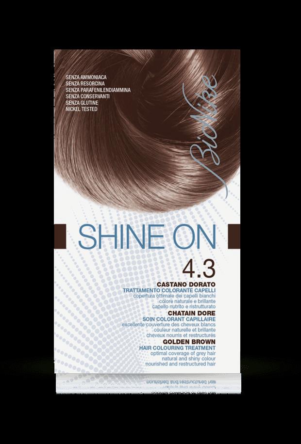 Bionike Shine On Castano Dorato 4.3