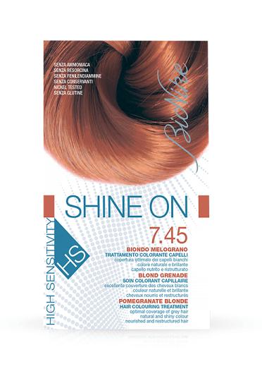 Bionike Shine On Biondo Melograno 7.45