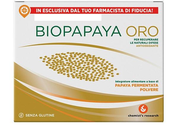 Biopapaya Oro 30 bustine