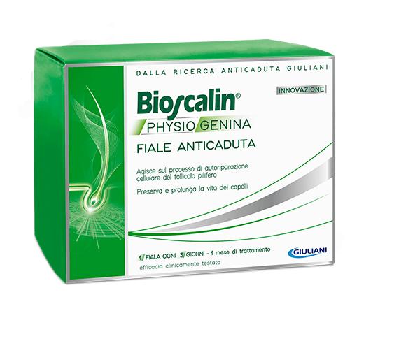 Bioscalin Physiogenina 10 Fiale