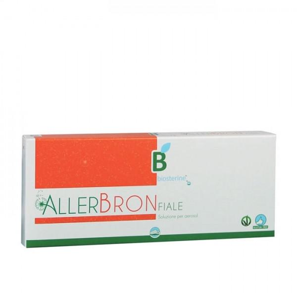 AllerBron Biosterine 10 fiale monouso da 5 ml