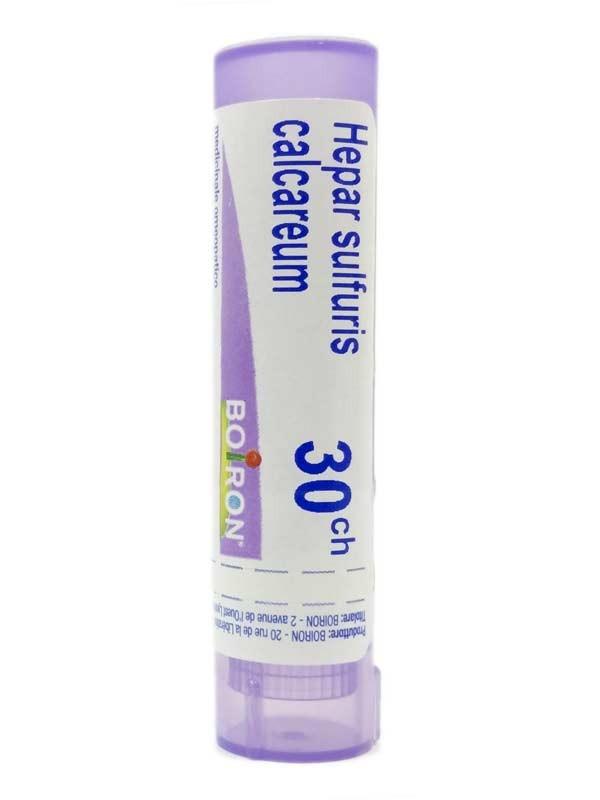 Boiron Hepar Sulfuris Calcareum 30 Ch Granuli offerta