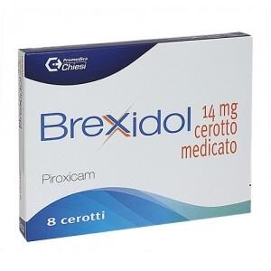 Brexidol 8 Cerotti Medicati 14mg offerta