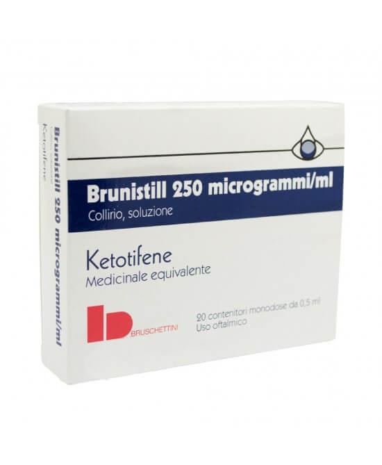 Brunistill Collirio 20 flaconcini monodose offerta
