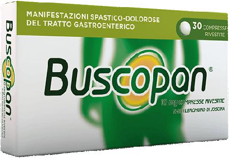 Buscopan 30 Compresse Rivestite 10 Mg offerta