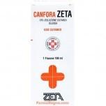 Canfora Zeta 10% Soluzione Cutanea Idroalcolica 100 ml offerta