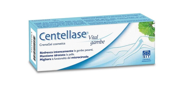 Centellase Vital Gambe Crema Gel 75ml