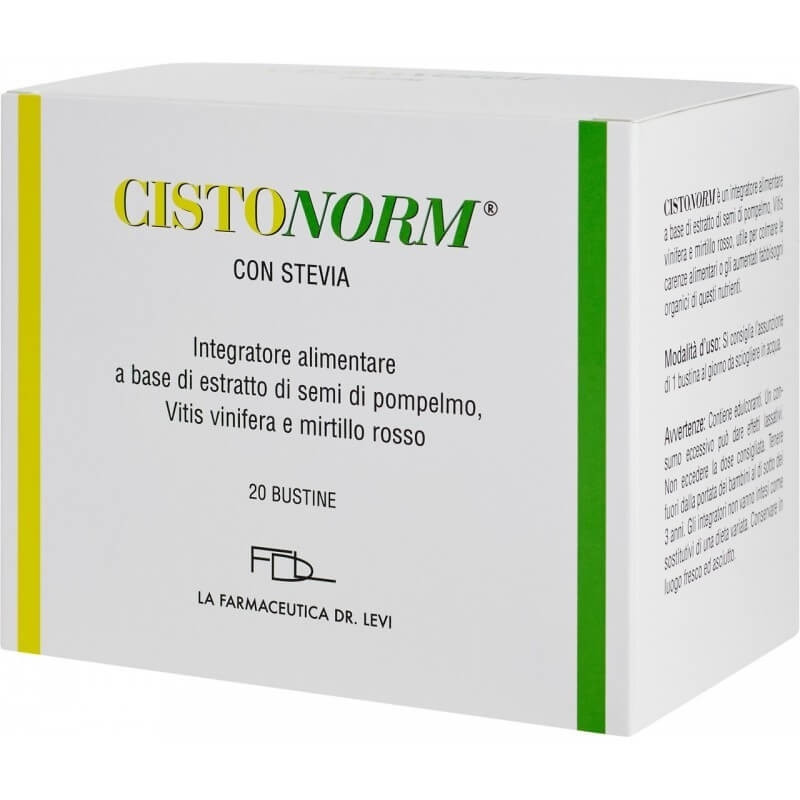 Cistonorm 20 bustine offerta