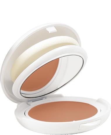 Avene Solare Compatto Colore Sabbia Pelli Intolleranti SPF50+ 10g